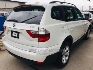 BMW X3 2009 2.5i White | Cars for sale in Lagos State, Amuwo-Odofin