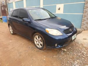 Toyota Matrix 2004 Blue   Cars for sale in Lagos State, Isolo
