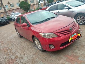 Toyota Corolla 2010 Red | Cars for sale in Delta State, Oshimili South