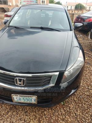 Honda Accord 2007 2.4 Black | Cars for sale in Abuja (FCT) State, Gwarinpa