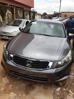Honda Accord 2009 2.4 I-Vtec Exec Automatic Gray   Cars for sale in Plateau State, Jos