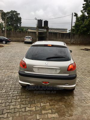Peugeot 206 2006 1.4 75 Petit Filou Silver | Cars for sale in Niger State, Minna