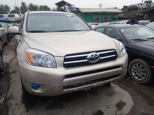 Toyota RAV4 2008 Gold   Cars for sale in Lagos State, Amuwo-Odofin