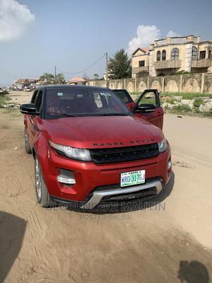 Land Rover Range Rover Evoque 2012 Dynamic Red | Cars for sale in Lagos State, Lekki