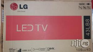 Brand New LG Led TV 43 Inches | TV & DVD Equipment for sale in Lagos State, Ojo