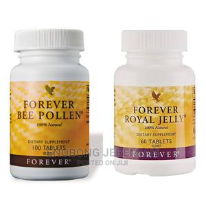 Forever Bee Pollen Royal Jelly For Fertility Sexual Wellness   Vitamins & Supplements for sale in Lagos State, Ikeja