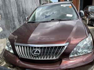 Lexus RX 2007 350 Purple   Cars for sale in Lagos State, Ikeja