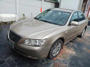 Hyundai Sonata 2009 Gold | Cars for sale in Edo State, Benin City
