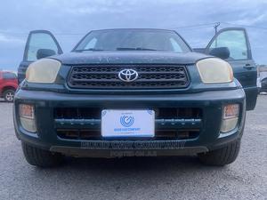 Toyota RAV4 2002 Green | Cars for sale in Kwara State, Ilorin East