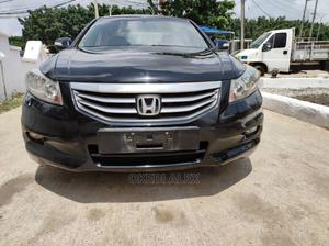 Honda Accord 2011 Sedan EX Black   Cars for sale in Abuja (FCT) State, Central Business Dis