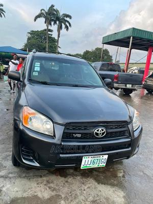 Toyota RAV4 2009 Sport V6 Gray   Cars for sale in Lagos State, Ikeja