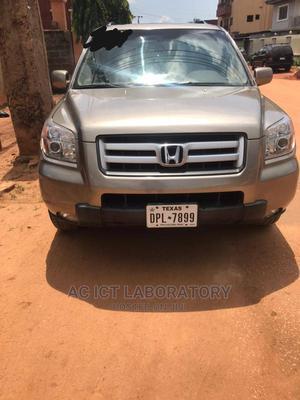 Honda Pilot 2007 EX 4x4 (3.5L 6cyl 5A) Brown | Cars for sale in Delta State, Warri