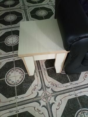 TV Console With Center Table and 4 Side Stools   Furniture for sale in Lagos State, Ikorodu
