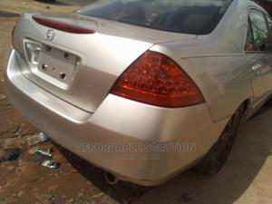 Honda Accord 2006 Silver   Cars for sale in Lagos State, Abule Egba