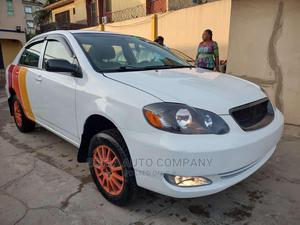 Toyota Corolla 2006 CE White   Cars for sale in Lagos State, Ogba