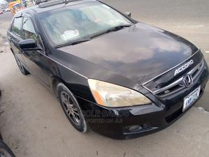 Honda Accord 2008 2.4 EX Automatic Black | Cars for sale in Rivers State, Port-Harcourt