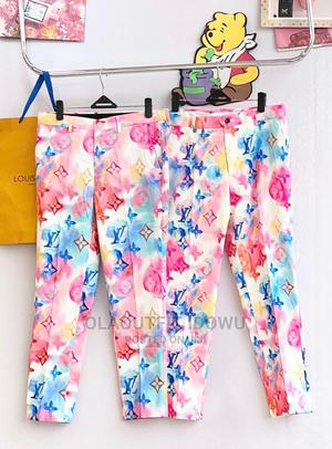 Quality Louis Vuitton Paints Trousers Avail   Clothing for sale in Lagos State, Lagos Island (Eko)