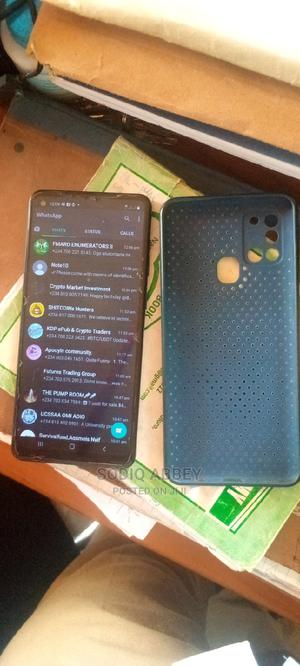 Samsung Galaxy A21s 64 GB | Mobile Phones for sale in Oyo State, Ibadan