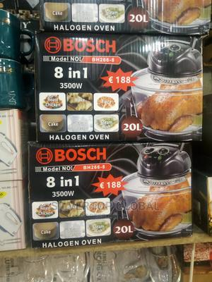 Bosch 8 in 1 Halogen Oven 20 Litres   Kitchen Appliances for sale in Lagos State, Lagos Island (Eko)