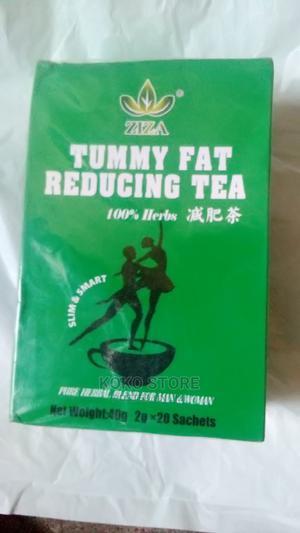 Ziza Tummy Fat Reducing Tea | Vitamins & Supplements for sale in Lagos State, Agbara-Igbesan