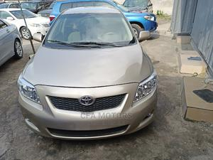 Toyota Corolla 2010 Gold | Cars for sale in Lagos State, Amuwo-Odofin