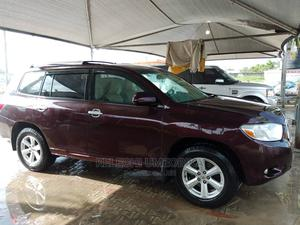 Toyota Highlander 2008 Red | Cars for sale in Lagos State, Ajah