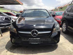 Mercedes-Benz CLA-Class 2016 Black | Cars for sale in Lagos State, Agege
