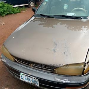 Toyota Camry 1996 LE Sedan Gray   Cars for sale in Lagos State, Ifako-Ijaiye