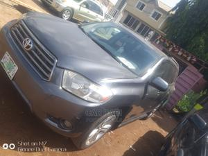 Toyota Highlander 2008 Gray | Cars for sale in Lagos State, Abule Egba