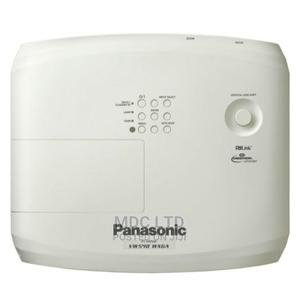 Panasonic Pt Vz580 (5000) Lumens Projector | TV & DVD Equipment for sale in Lagos State, Ikeja