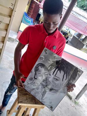 ART WORK. Pencil Portrait Drawingz. | Arts & Crafts for sale in Delta State, Ugheli