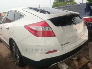 Honda Accord CrossTour 2010 EX-L AWD White | Cars for sale in Lagos State, Apapa