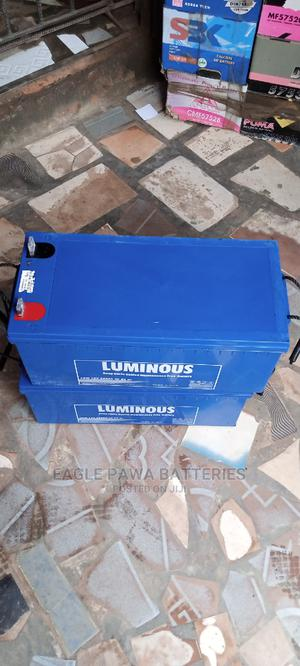 Luminous Inverter Battery   Vehicle Parts & Accessories for sale in Lagos State, Lekki