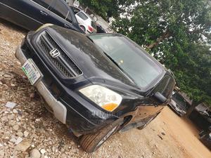 Honda Pilot 2005 EX 4x4 (3.5L 6cyl 5A) Black | Cars for sale in Abuja (FCT) State, Gwarinpa