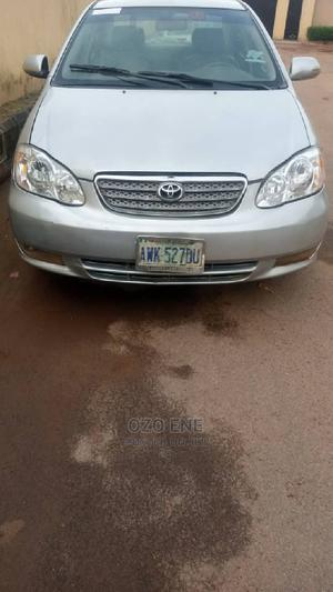 Toyota Corolla 2004 LE Silver | Cars for sale in Enugu State, Enugu