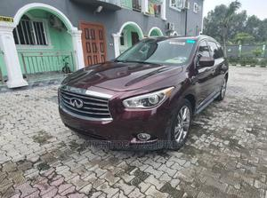 Infiniti QX 2014 Red | Cars for sale in Delta State, Warri