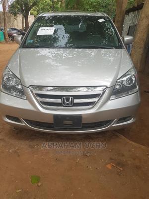 Honda Odyssey 2005 Silver | Cars for sale in Abuja (FCT) State, Gaduwa