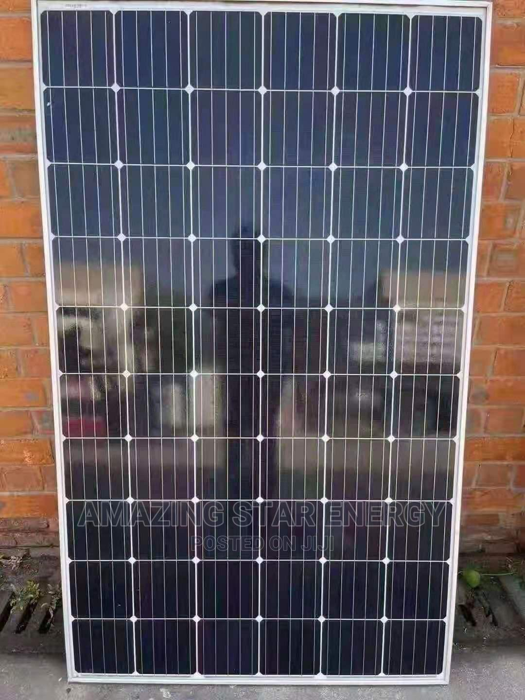 Newly Imported 500w Solar Panels With Super Quality.