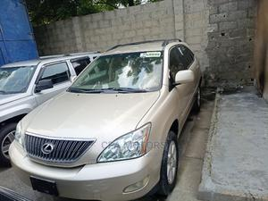 Lexus RX 2005 330 Gold | Cars for sale in Lagos State, Amuwo-Odofin