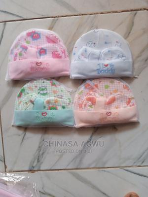 Trendy Baby Cap Set,Baby Complete Outfit , Singlet and Pant | Children's Clothing for sale in Lagos State, Oshodi