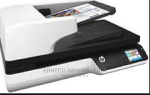 HP Scanjet Pro 4500 Fn1 Network Scanner | Printers & Scanners for sale in Lagos State, Ikeja