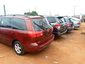 Toyota Sienna 2007 Red | Cars for sale in Lagos State, Ifako-Ijaiye