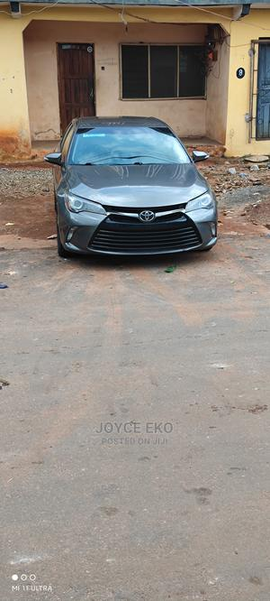 Toyota Camry 2015 Gray | Cars for sale in Delta State, Warri