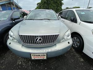 Lexus RX 2005 330 Silver   Cars for sale in Lagos State, Apapa