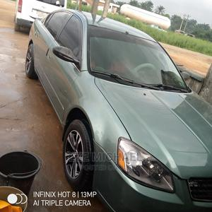 Nissan Altima 2005 2.5 Green | Cars for sale in Abia State, Aba South