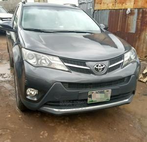 Toyota RAV4 2014 Gray | Cars for sale in Lagos State, Ikeja