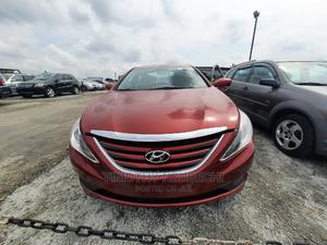 Hyundai Sonata 2013 Red | Cars for sale in Rivers State, Port-Harcourt