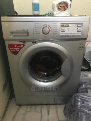 LG Washing Machine 8kg | Home Appliances for sale in Lagos State, Ogba