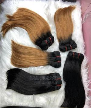 Short 100%Double Drawn Hair Weapon | Hair Beauty for sale in Lagos State, Lagos Island (Eko)