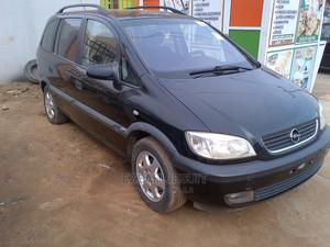 Opel Zafira 2003 Black | Cars for sale in Lagos State, Agege